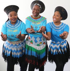 Mahotella Queens 2018 Press Image © Content Connect Africa